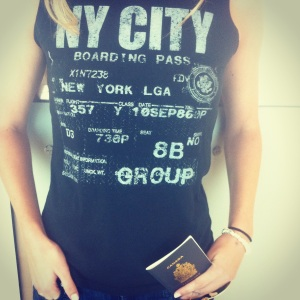 NYC TRIP <3