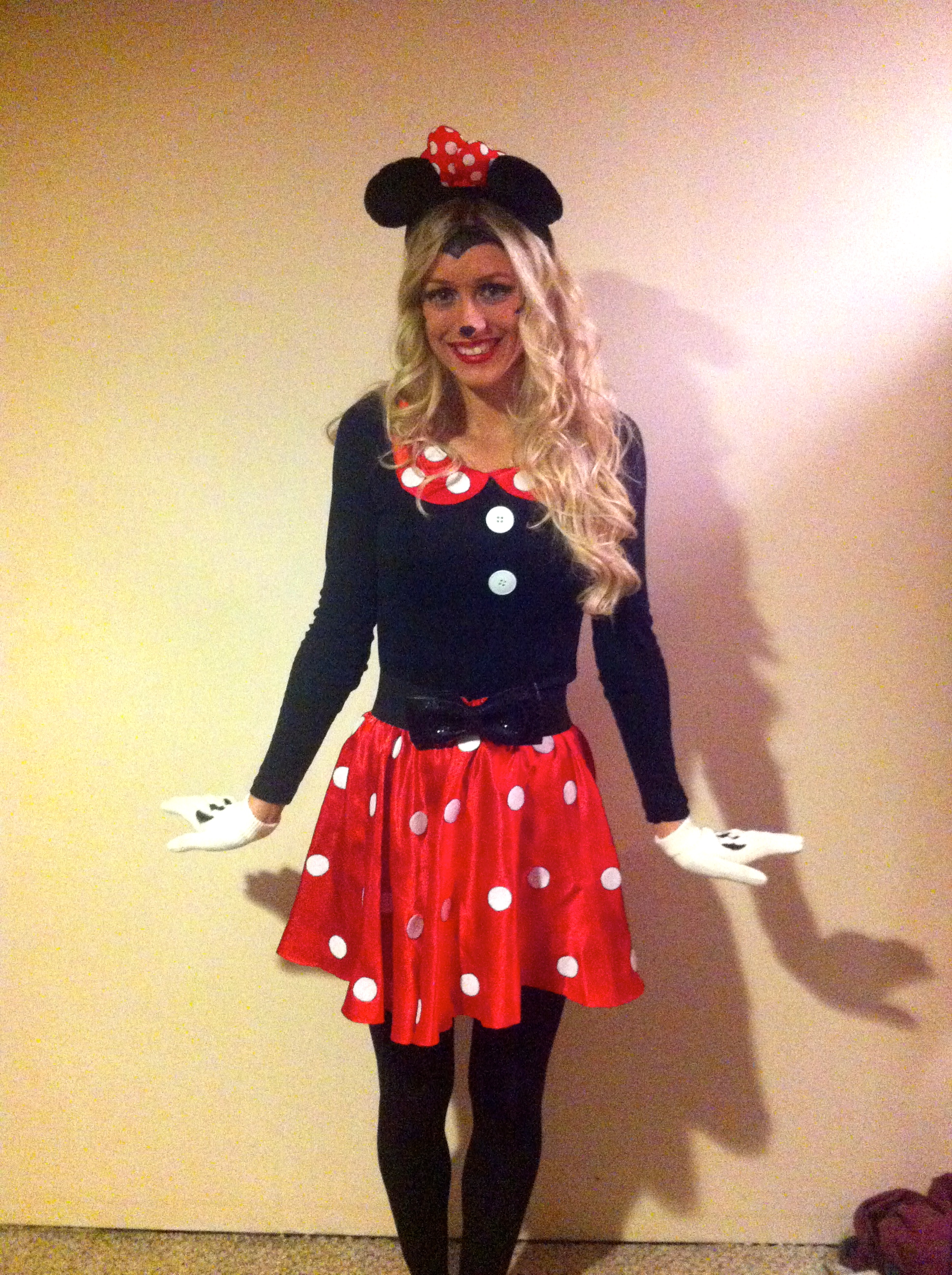 Minnie mouse staffordable - Minni et mickey ...